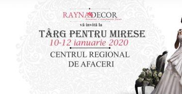 Lista Targuri Nunti 2020
