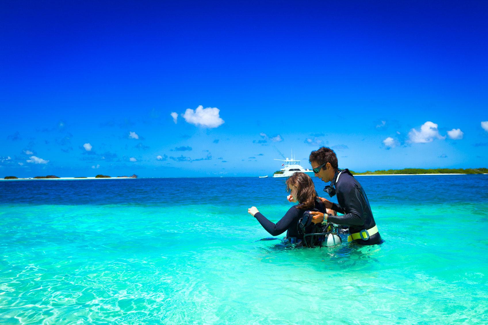 scufundări în luna de miere, sursa fly-go.ro