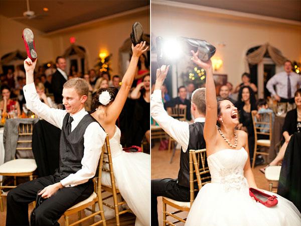 Jocuri amuzante pentru nunta