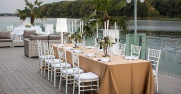 Cele mai frumoase locatii pentru nunta in aer liber in 2020. Snagov Club