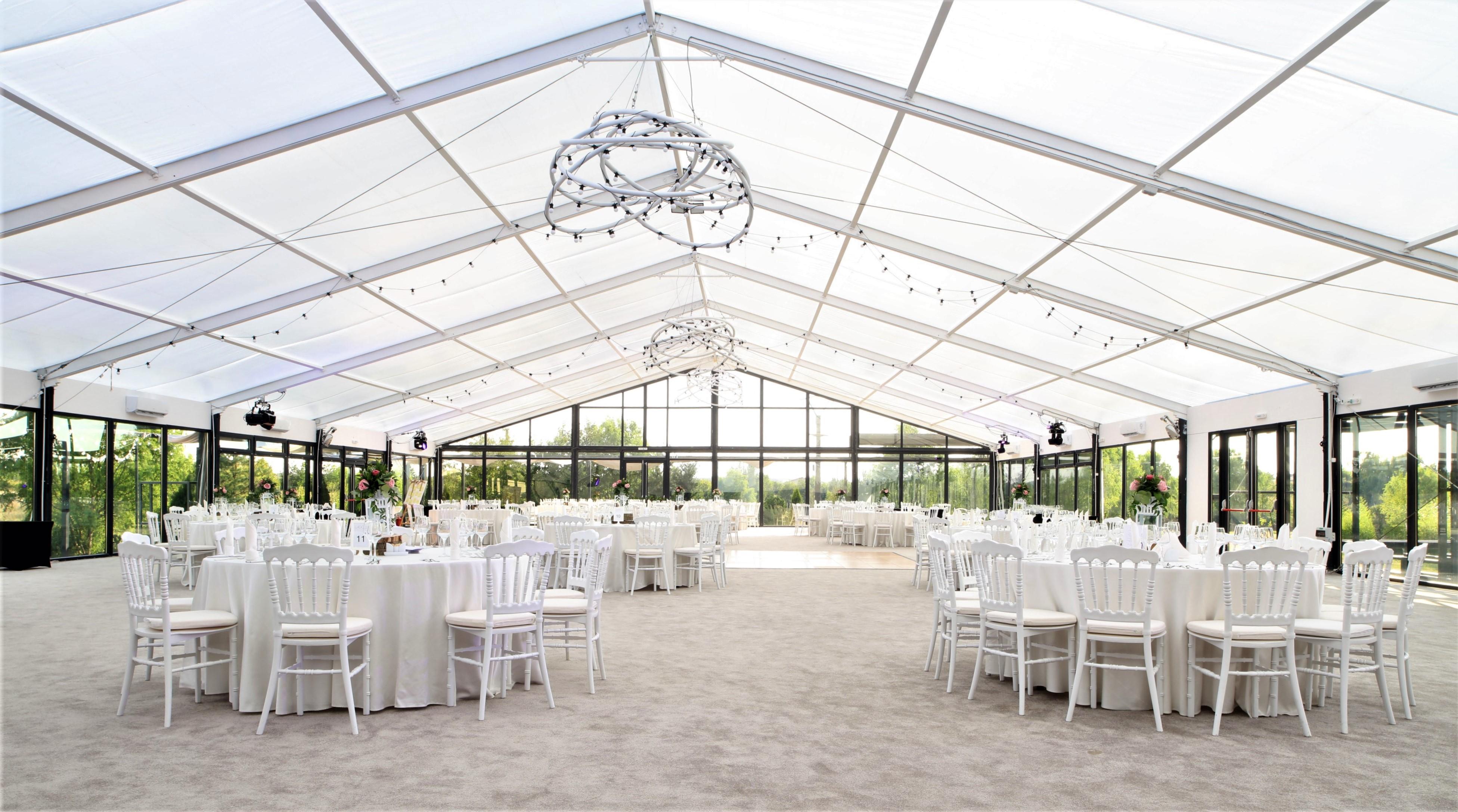 Cele mai frumoase locatii pentru nunta in aer liber in 2020. Lagoo Snagov
