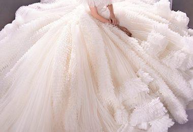 Tendinte pentru rochiile mireselor în anul 2020