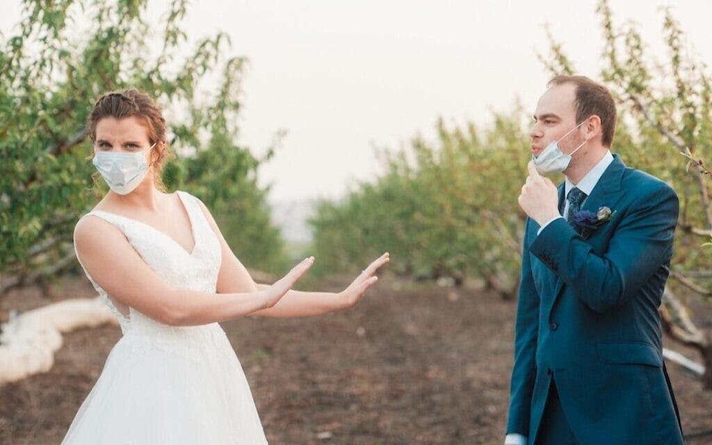 Nunta pe timpul pandemiei mariuspavel.ro